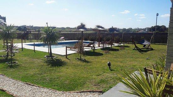 Riviera del Sur: piscina y alrededores