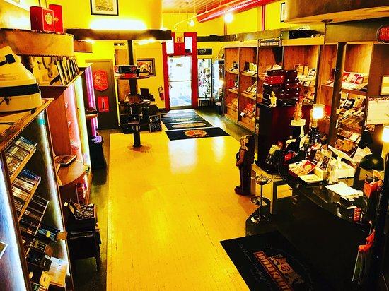 Hello to all from the heart of To Makao Fine Cigars in the Southside of Bethlehem PA, We have a perfect place to enjoy your favorite cigar, Come and visit us we're here to server you!