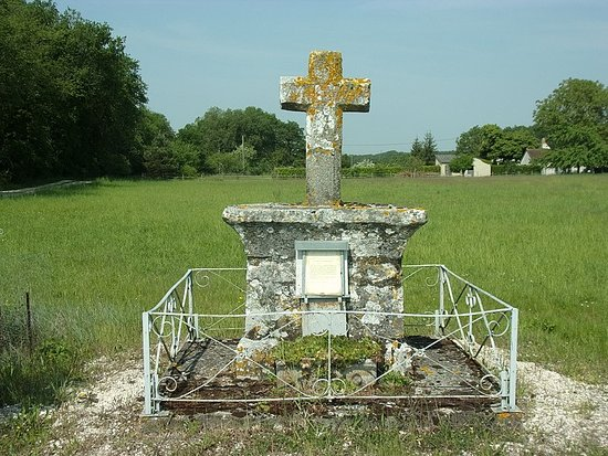 Croix de l'Apothicairesse