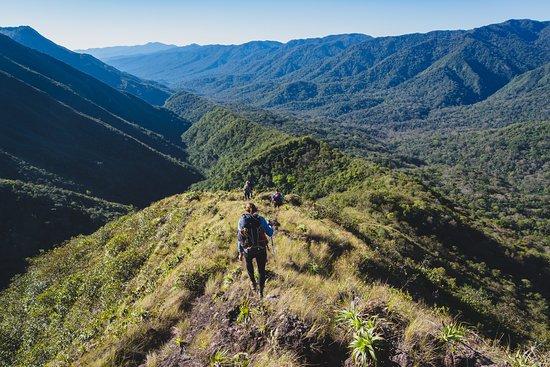 Santa Cruz Department, Bolivia: Souvenir d'un trekking éprouvant de 4 jours dans la jungle du parc Amboro en Bolivie. Des dénivelés impressionnants, des rugissements de jaguar, des traces de puma et surtout, beaucoup de moustiques !