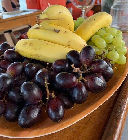 DDRio: The details on their food presentation