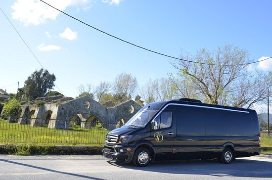 Lux Corfu Airport Transfers