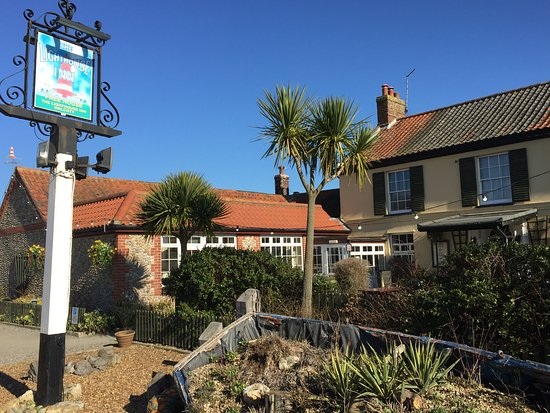 The Lighthouse Inn: A great place to start and finish your walk