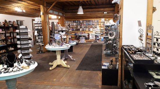 Inside store now located at 4911 52 Avenue Stony Plain, Alberta T7Z 1C4