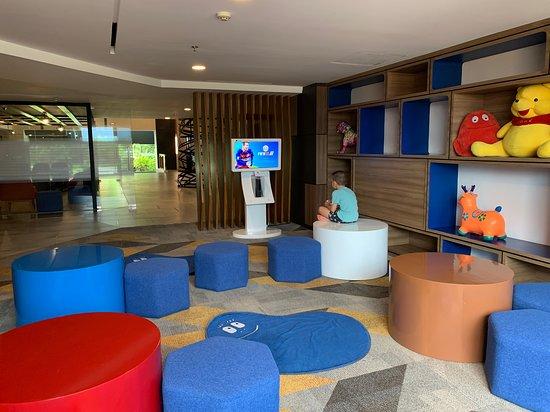 Novotel Bali Ngurah Rai Airport: Kids Zone