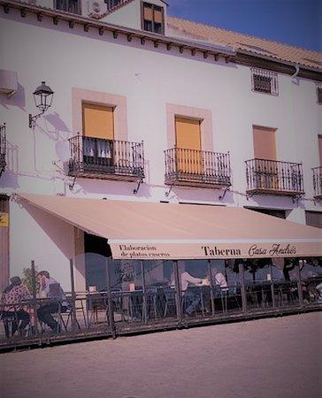 imagen Taberna Cruz Baqueta en Baeza