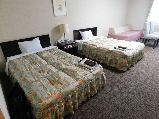 Active Resorts Miyagi Zao: スタンダードツィンルーム