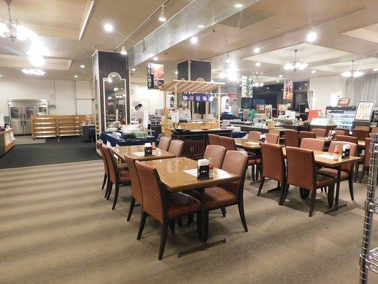 Active Resorts Miyagi Zao: レストランの様子