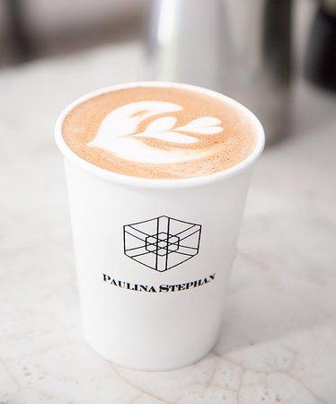 125 Cafe: Café latte