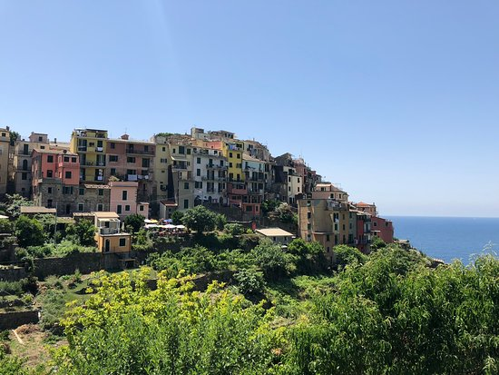 Cinque Terre Day Trip from Florence with optional Hiking: Breathtaking views