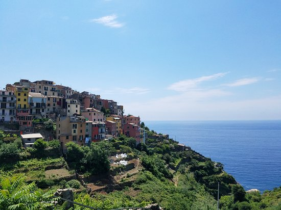Cinque Terre Day Trip from Florence with optional Hiking: cinque terre