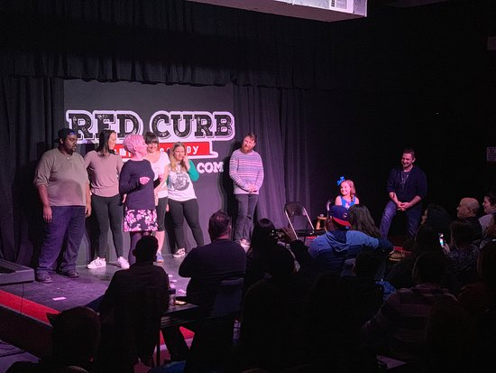 Red Curb Comedy
