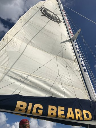 Big Beard's Adventure Tours: Sail