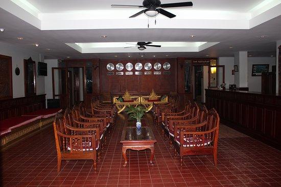 Pool - Picture of Capital Hotel, Luang Prabang - Tripadvisor