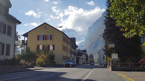 Canton of Glarus, Schweiz: Entering Canton Glarus
