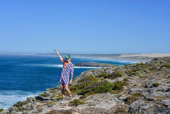 3-tägige private Tour von Adelaide nach Port Lincoln und Coffin Bay: Loving the rugged landscapes