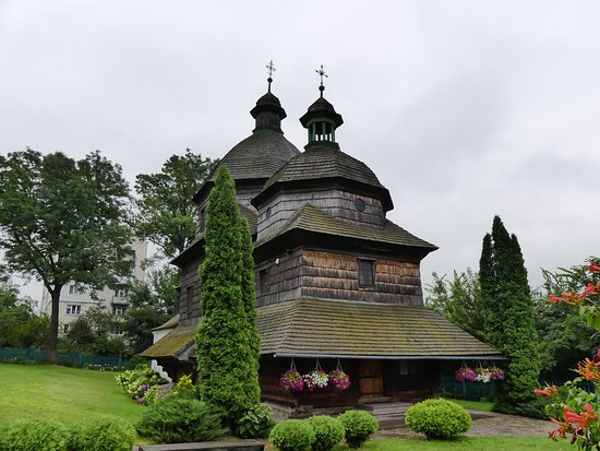 Wooden Church of St. Trinity