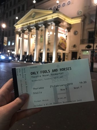 ‪Only Fools and Horses The Musical‬