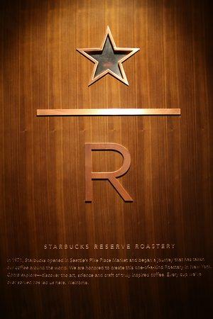 Starbuck Reserve Roastery New York Picture Of Starbucks