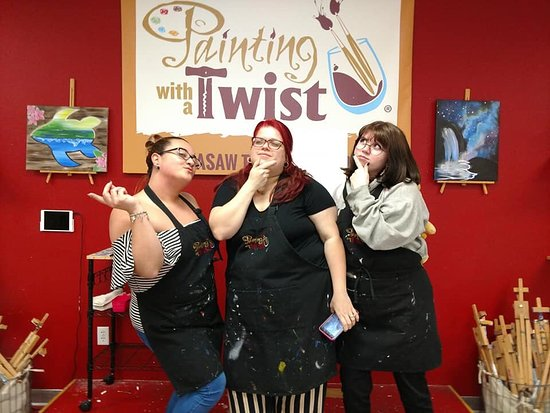 Painting With A Twist Orlando