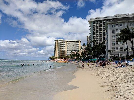 Waikiki, HI: May 2018