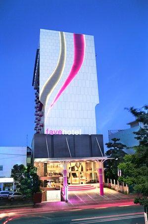 Favehotel S. Parman Medan: Facade