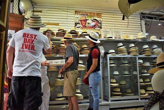 巴拿马城:Casco Antiguo的巴拿马步行购物之旅