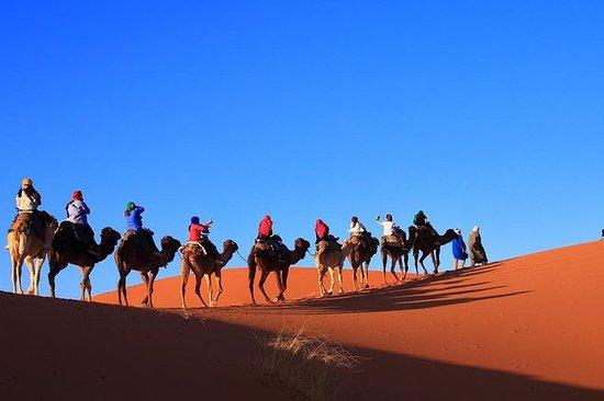 Desierto de Marruecos: 3 días y 2...