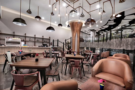 Favehotel S. Parman Medan: Roasted and Brew Coffee Lounge - Mezzanine Floor