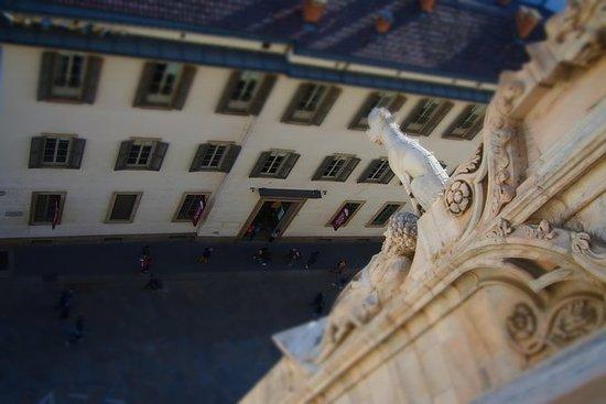 Duomo de Milan - Terrasses du matin...