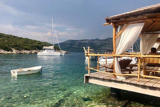 Elafiti Island-Excursion en bateau...