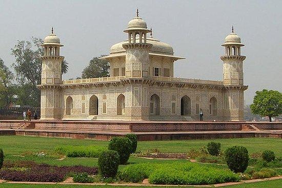 Samma dag Taj Mahal Tour med tåg ...