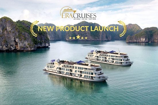 Era Cruise Halong Bay 3Tage 2Nacht auf...