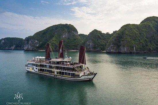 Orchideenkreuzfahrt Halong Bay 3Tage...