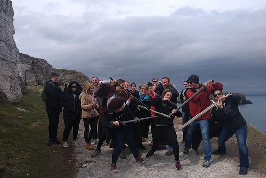 Game of Thrones with Giant's Causeway...