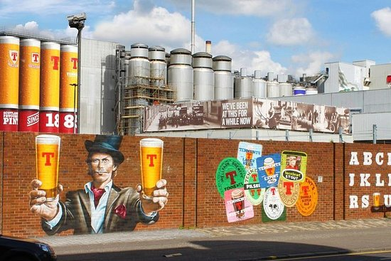 11am Tennent's Brewery Tour