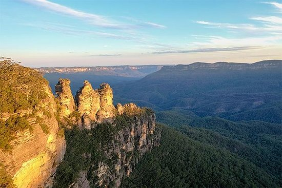 Hike up the Three Sisters and Blue...