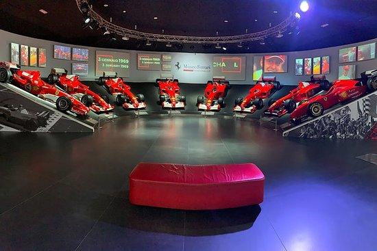 Ferrari-Ganztagserlebnis mit...