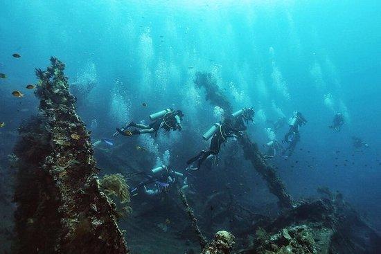巴厘岛潜水套餐,天堂巴厘岛(Lempuyang)和Tirta...