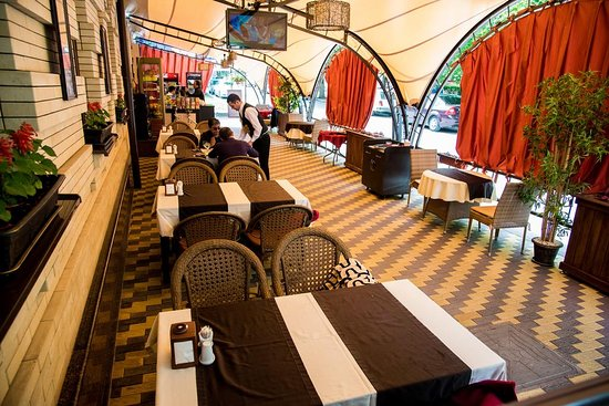 Stavropol Krai, Russia: кафе