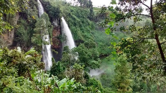 Mbale, Uganda: Sipi Falls