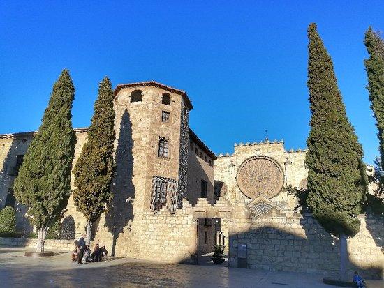 Monestir de San Cugat (Monasterio de San Cugat)