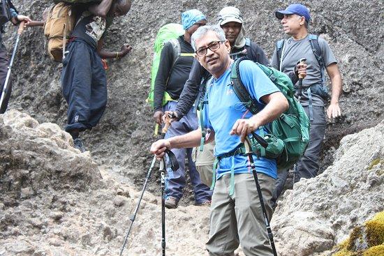 Kilimanjaro Join group full moon Lemosho June