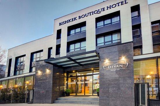 Bishkek Boutique Hotel, Hotels in Bishkek