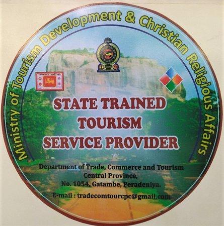 Vishwa Gems - State Trained Tourism Service Provider.