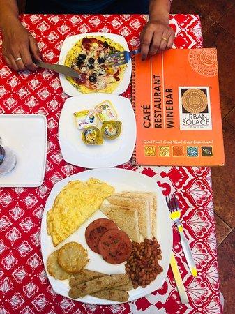 Urban Solace, Bengaluru - Ulsoor - Restaurant Reviews