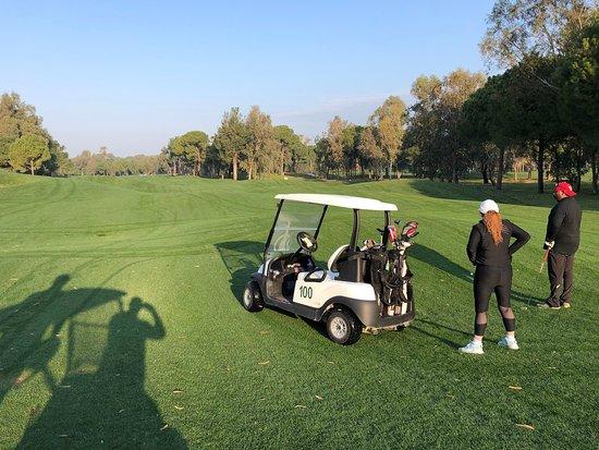 Sueno Golf Trip with my Friends