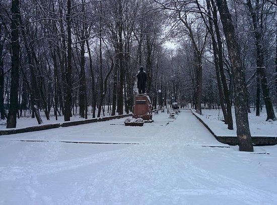 Hoshcha, ยูเครน: Парк