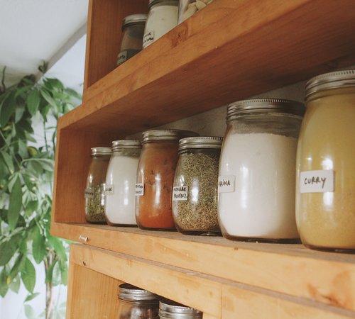 Cafeliz: Productos frescos