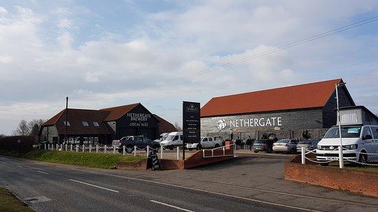 Nethergate Brewery